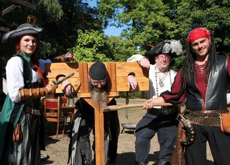 Duece Events & Entertainment piraten kampement Elfia Haarzuilens 2019 Duece Entertainment