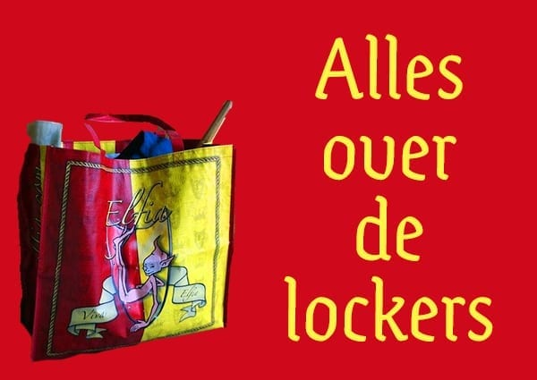 alle informatie over de lockers elfia