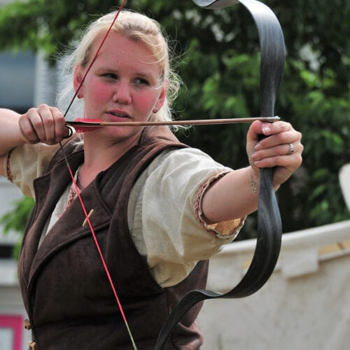 Cool-arrow boogschieten workshops Elfia Haarzuilens 2020