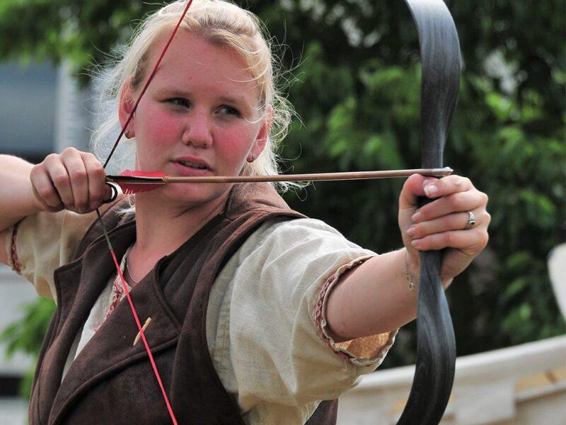 Cool-arrow boogschieten workshops Elfia Haarzuilens 2020
