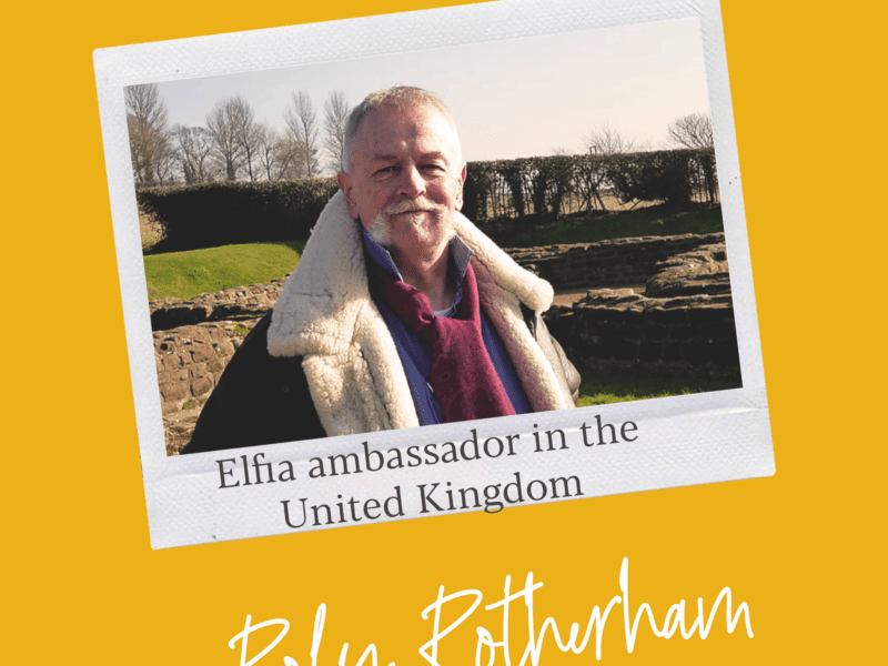 Elfia Ambassador in the United Kingdom