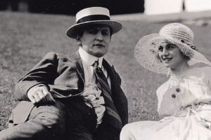 Harry houdini in love