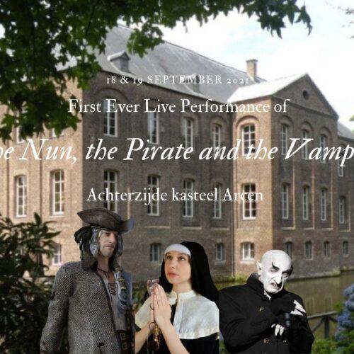 Non, Piraat, Vampier